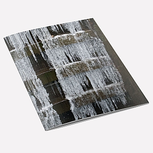 view Lock Gate Icicles A6 Notebook details