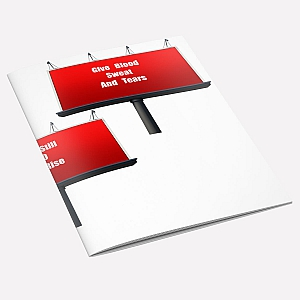 Billboards A6 Notebook