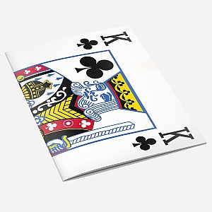 view The King of Clubs Notebook details