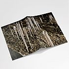 Icicles A6 Notebook